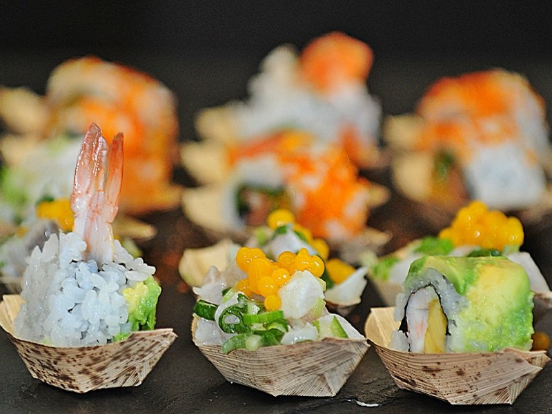 Finger Food Sushi