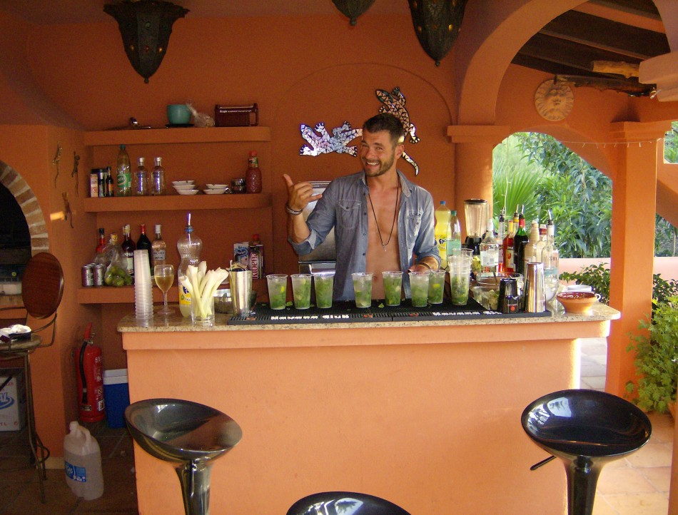 Barman Ibiza
