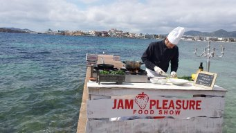 Jam Pleasure Catering Ibiza - food show